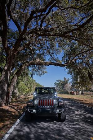 Jeep Naked Blast