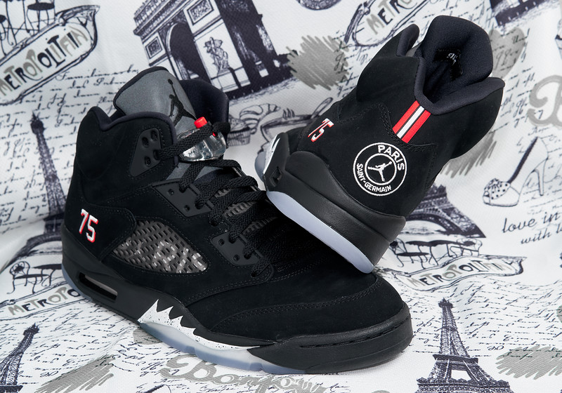 Paris Jordan Shoes