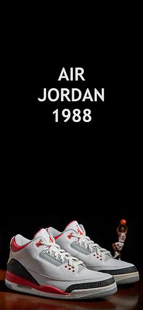 AIR JORDAN 1988