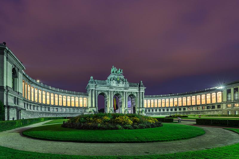 Paseos por Bruselas