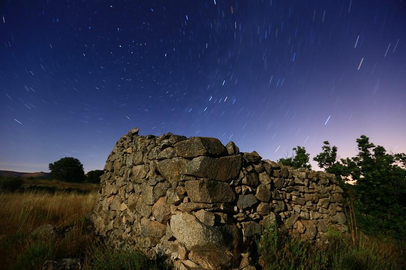 Estrellas en Navaluenga
