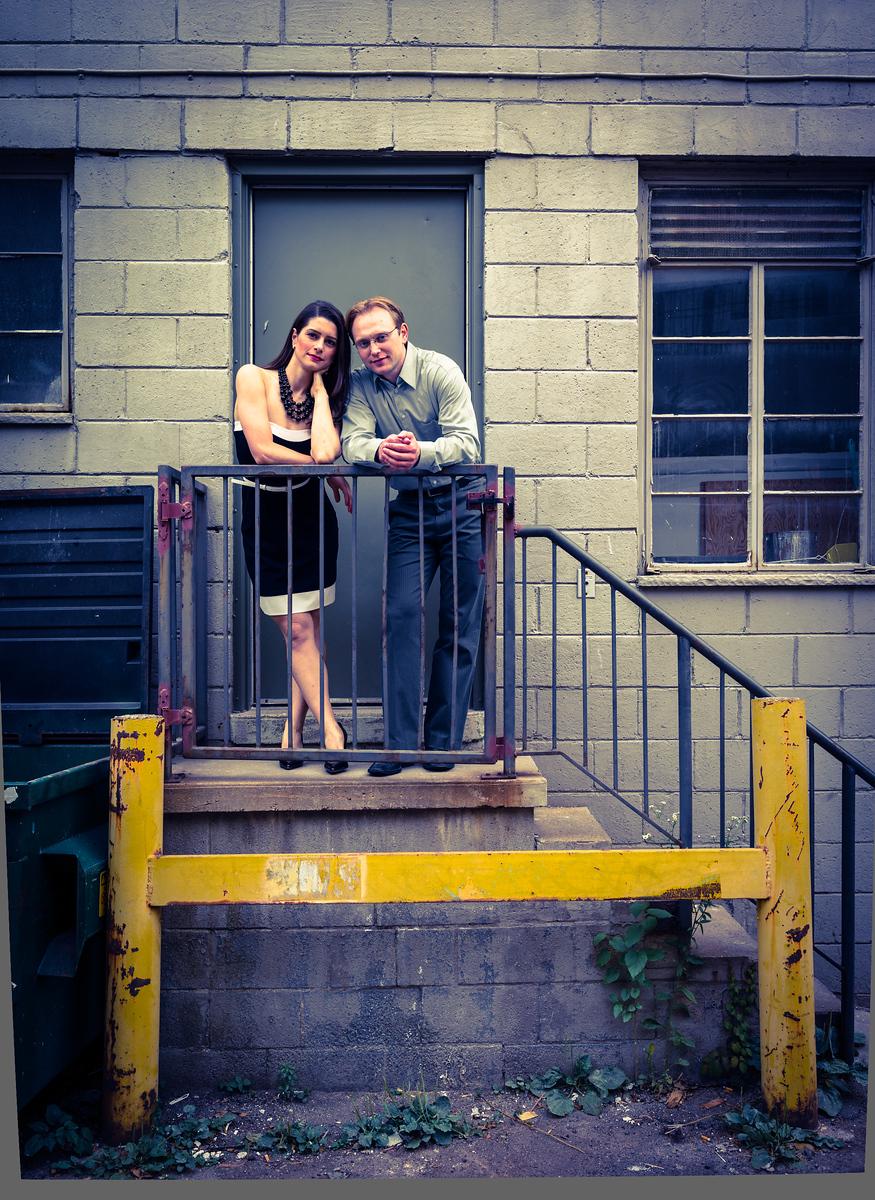 Sam&Andrey's Engagement