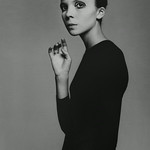 Penelope Green, model.