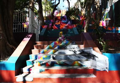 Escadaria das Bailarinas