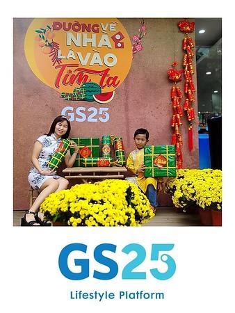 Fotokio x GS25 | Tet 2021 activation instant print from smartphone | Fotokio - smart  photo printing kiosk - in ảnh từ điện thoại smartphone