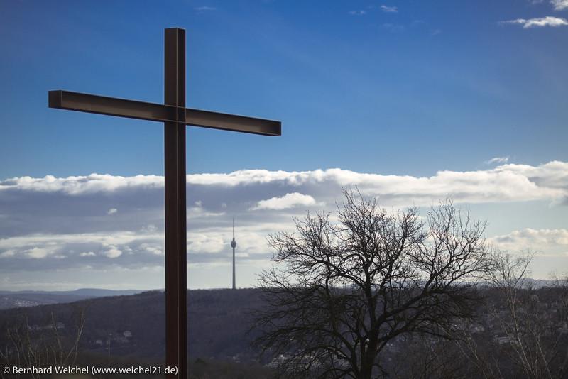 Stuttgart unter dem Kreuz (2)