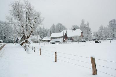 2005 mrt 03 sneeuw huis vierhouten  009