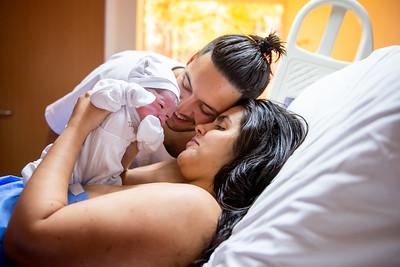 Joaquim - Mãe Rebecca Ornellas