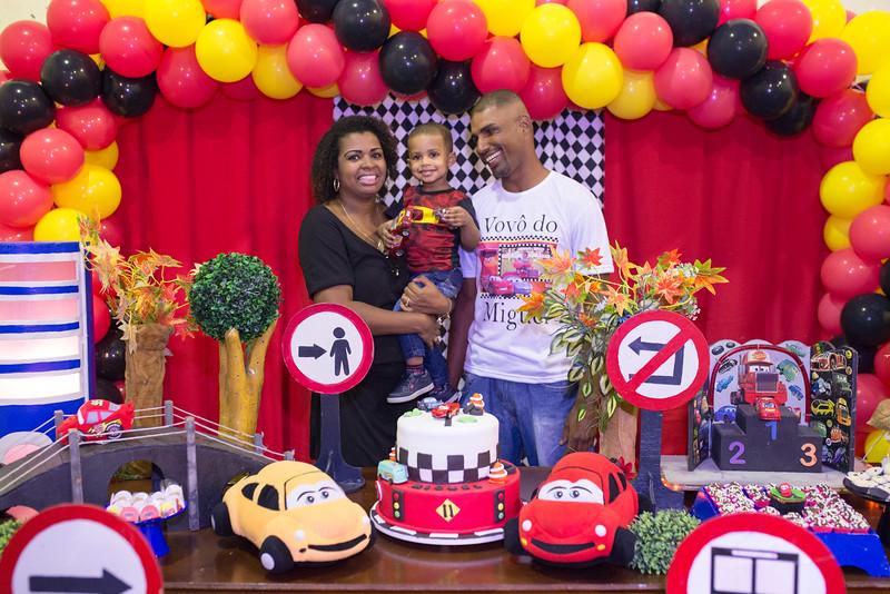Aniversário Miguel 2 Anos