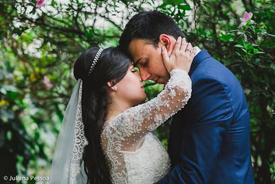 Alessandra e Felipe