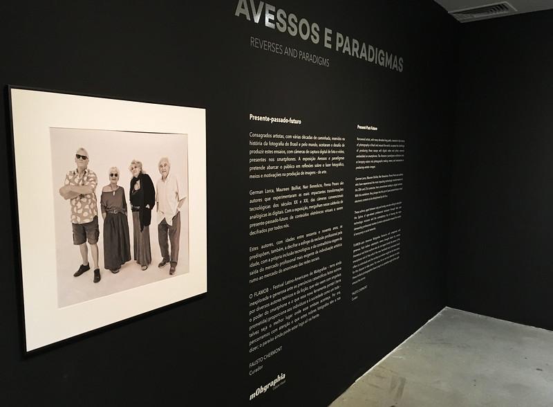 São Paulo, 17/05/2017  Exposição Avessos e Paradigmas  Maio Fotografia 2017 Mis - Museu da Imagem e do Som Foto: Mônica Bento