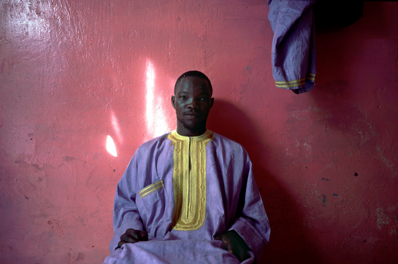 interieur Senegal<br /> copyright: Katrien Mulder