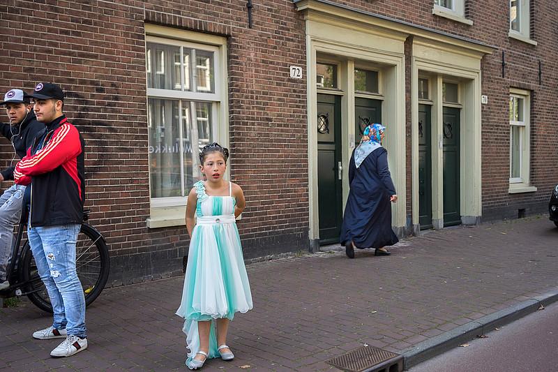 27 september 2014, inische buurt, Amsterdam Oost, foto: Katrien Mulder