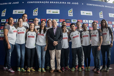 Convocação da equipe olímpica do judô para os Jogos Rio 2016