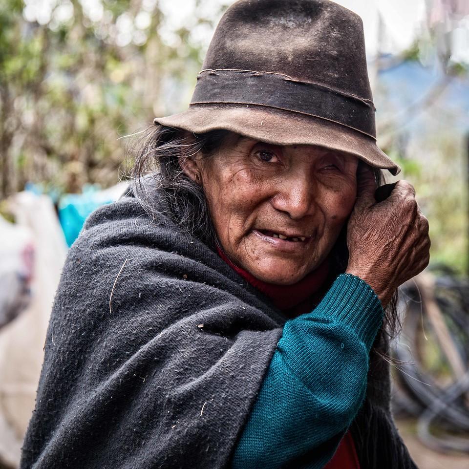 Isinlivi, Ecuador