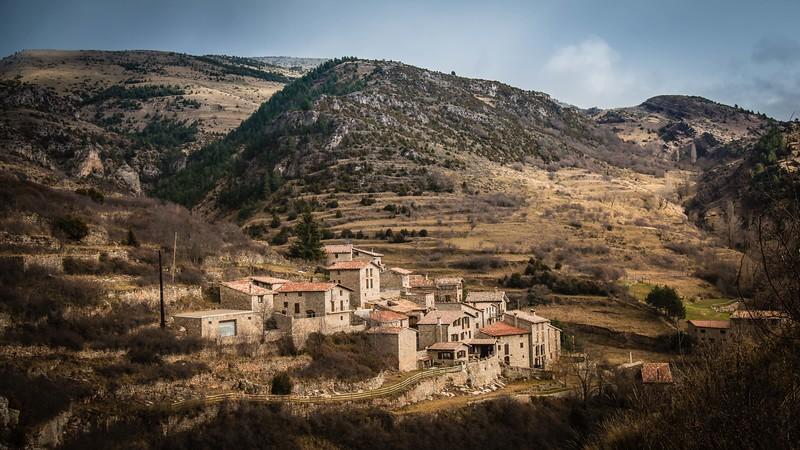 Castellar de n'Hug, Spain
