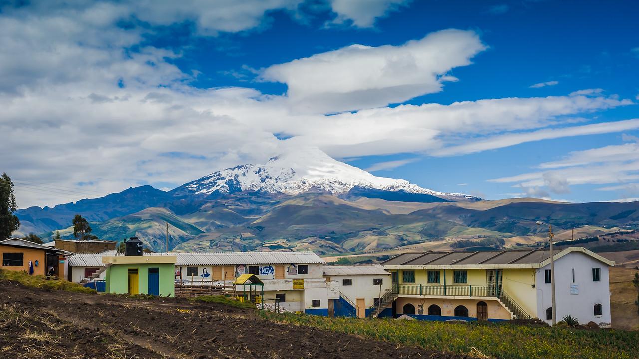 Cayambe, Ecuador