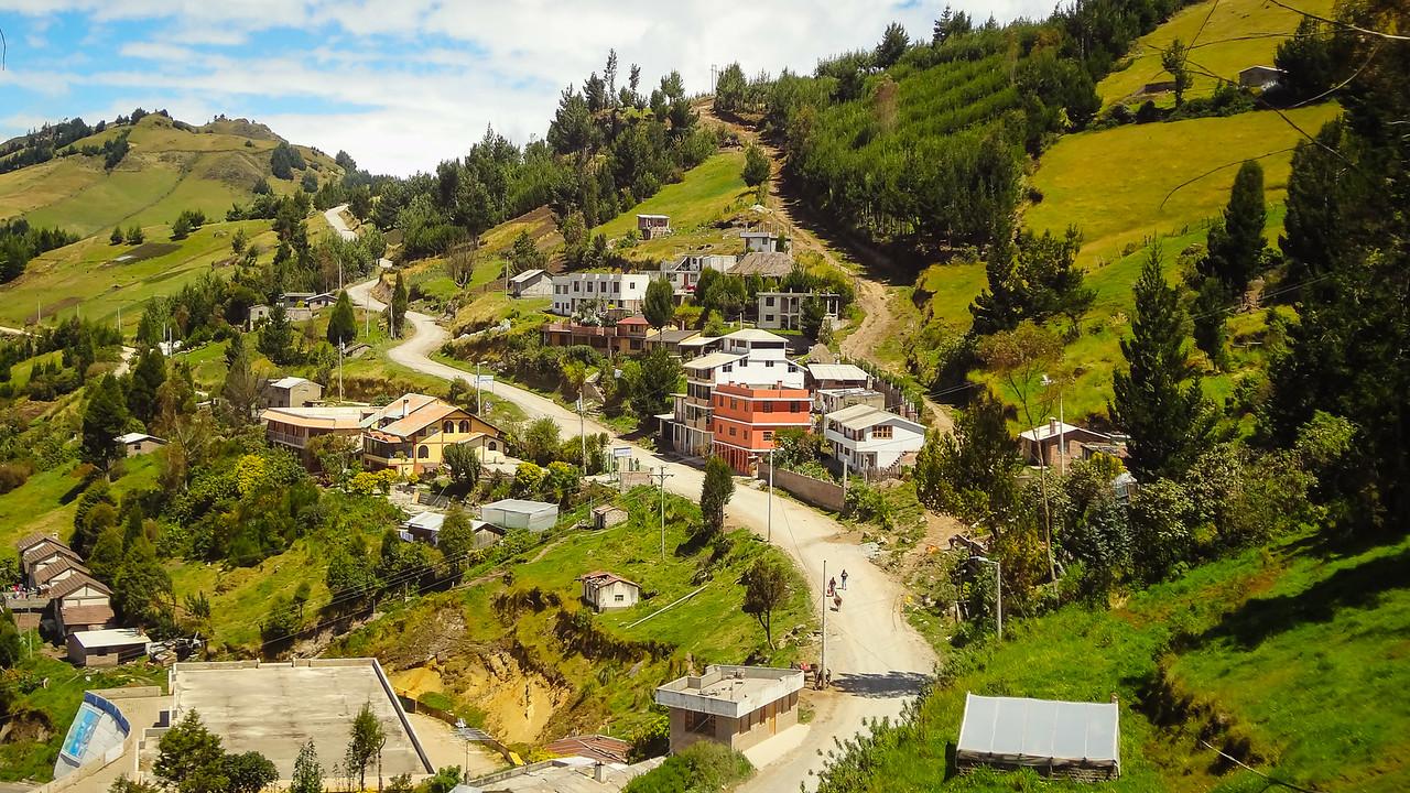 Salinas de Guaranda, Ecuador