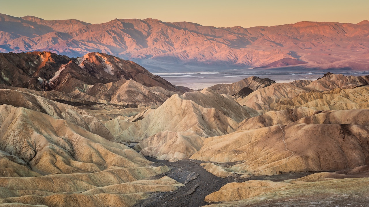 Death Valley NP, CA. USA