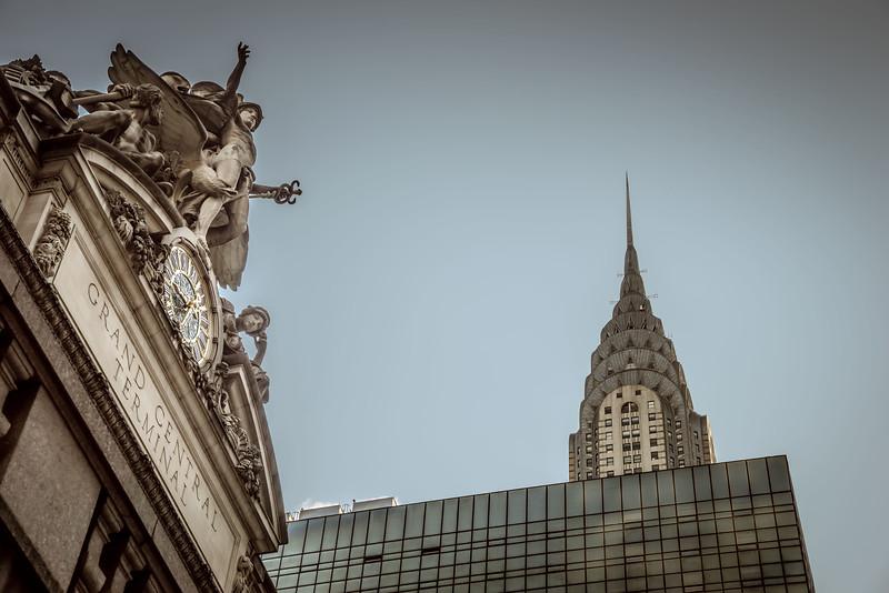 Chrystler Buidling, NY
