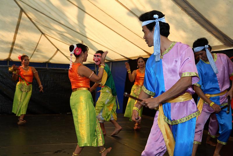 Khmer Arts Theatre of Soc Trang