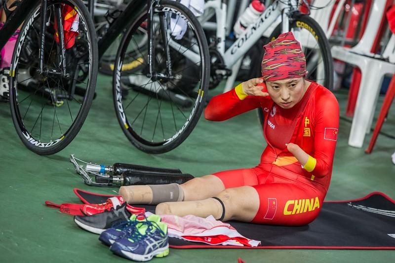Mundial de Paraciclismo de Pista