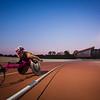 Aclimatação da delegação paralímpica brasileira