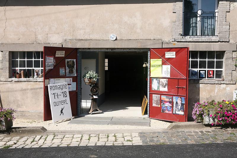 het museum Romagne '14 - '18