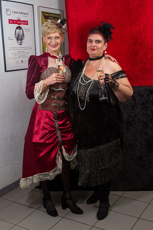 Burlesque Nicole & Denise