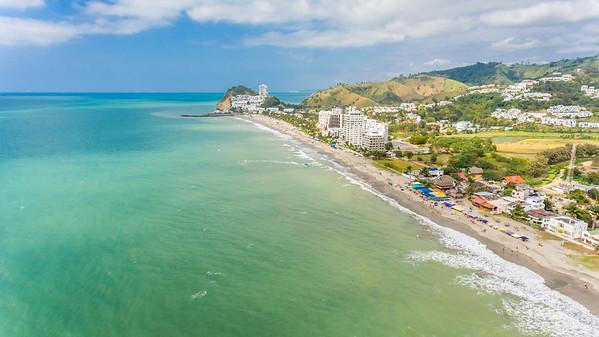 Same Beach, Ecuador