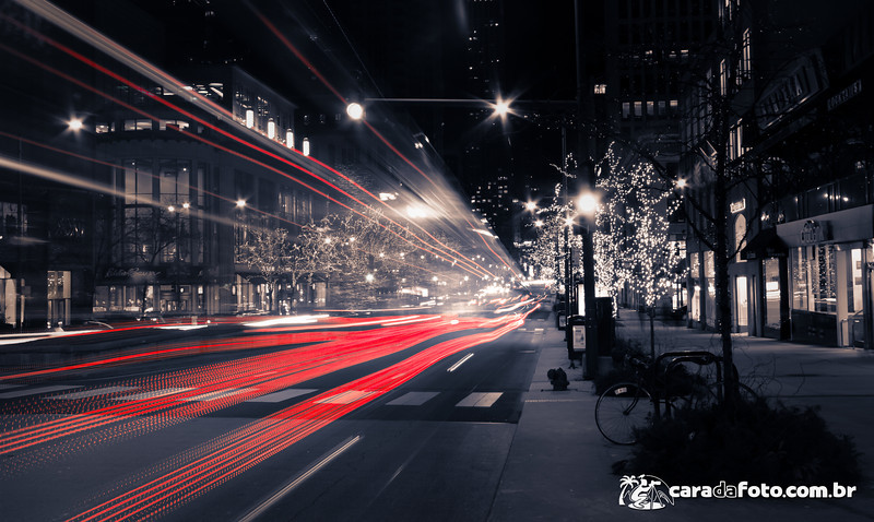 Milha Magnífica em Chicago