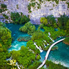 Azul Perfeito Na Croácia