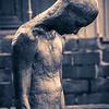O Homem Triste (Estátua em Reykjavik, na Islândia)