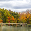 Outono no Central Park - NY