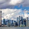 A Sensacional Skyline De Toronto