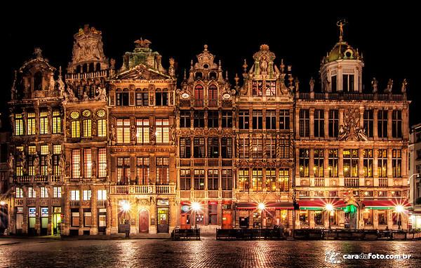 Luzes Em Bruxelas