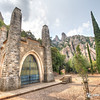Mini Castelo Em Montserrat