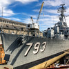 Navio de Batalha em Boston