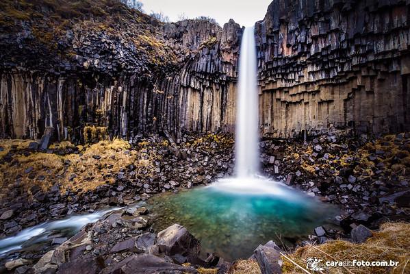 Cachoeira Em Um Planeta Longínquo