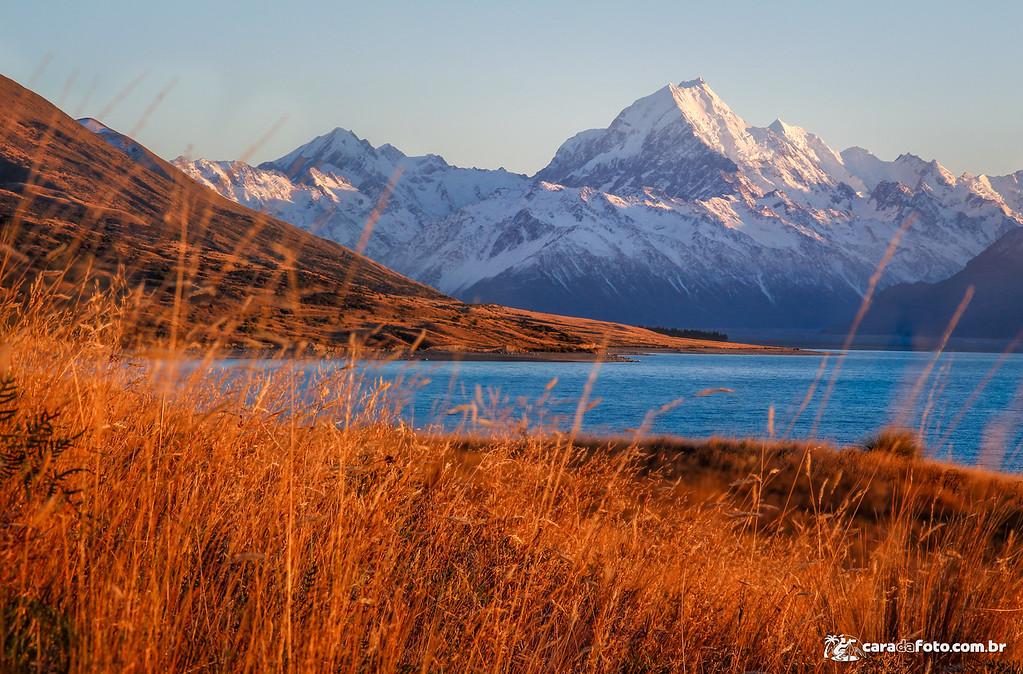 Amanhecer ÉPICO Na Nova Zelândia