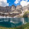 Lagoa De Icebergs – Panorama De 15 Fotos Verticais