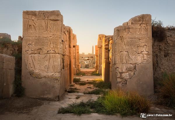 O Portal de Karnak