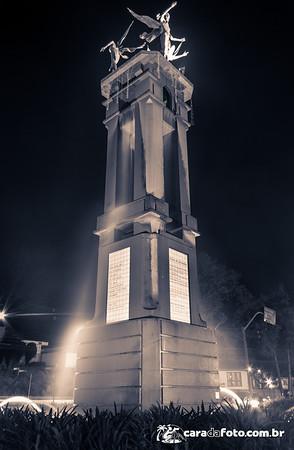 Monumento em Curitiba