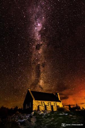 Via Láctea Incrível