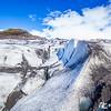 O Glacier Empoeirado
