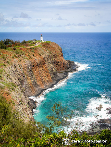Farol No Havaí
