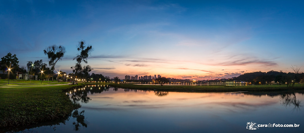 Parque Barigui Dourado