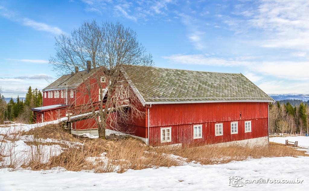 Final de Inverno Na Noruega