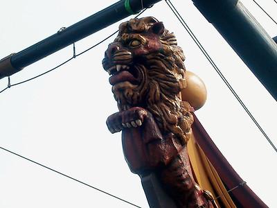 Boegbeeld Stad Amsterdam