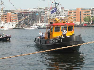 Havendienst 6 Amsterdam